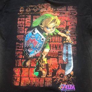 Legend Of Zelda tee